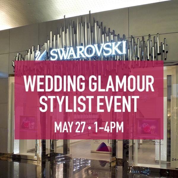 Wedding Glamour Stylist Event - May 27 image