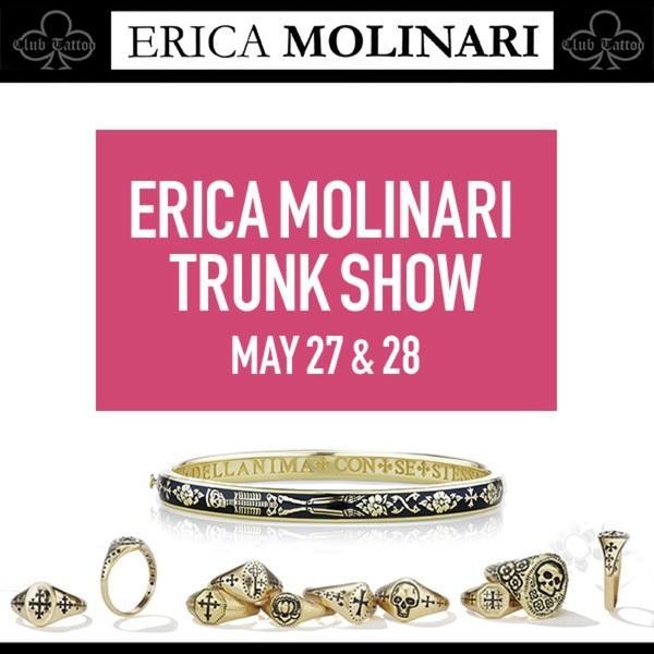 Erica Molinari Trunk Show image