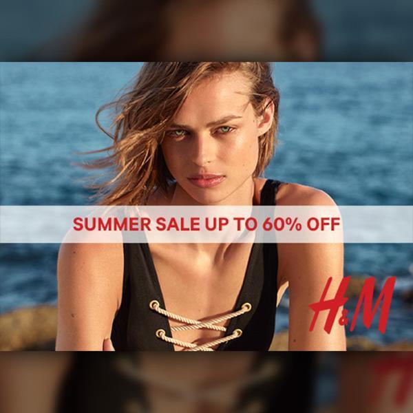 H&M's Summer Sale image