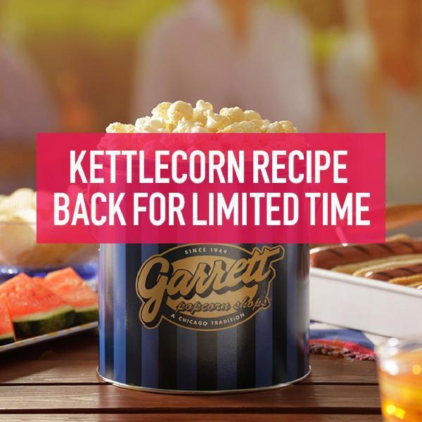 KettleCorn is Back for Limited Time image