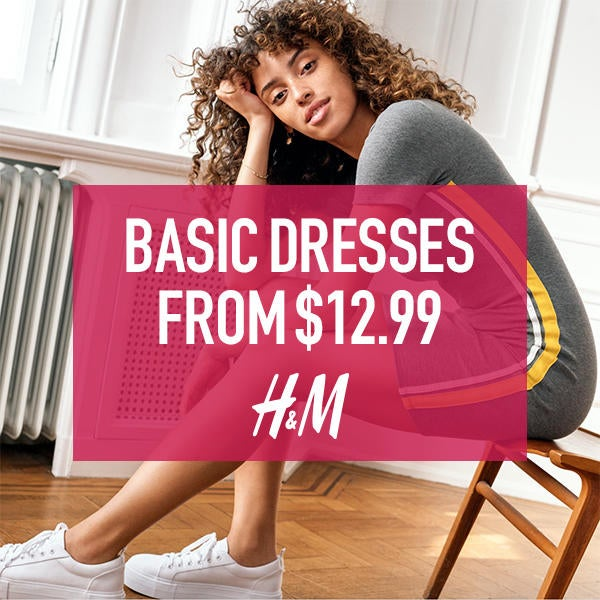 Basic dresses from $12.99 image