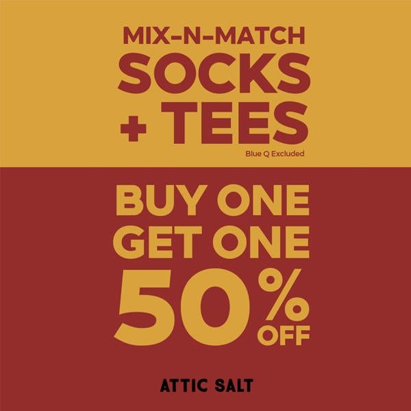 Mix-N-Match Socks + Tees image