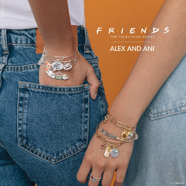 Now Available: FRIENDS x ALEX AND ANI image