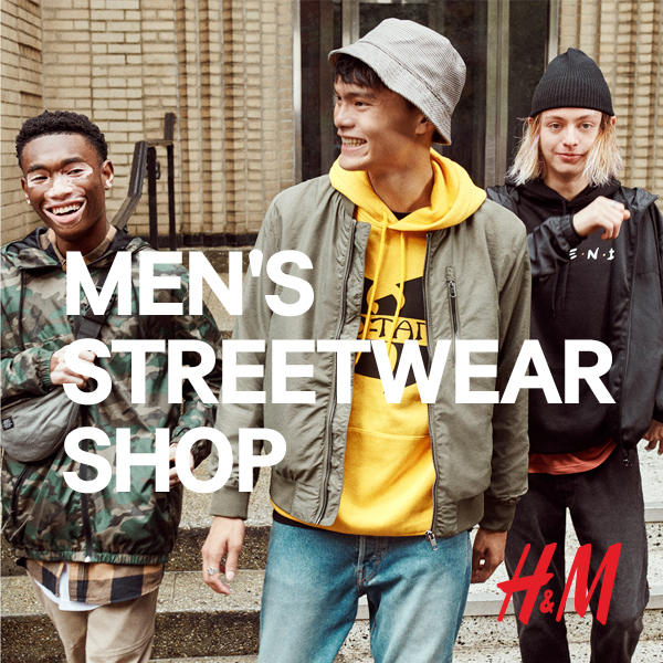 Men's Streetwear Shop image