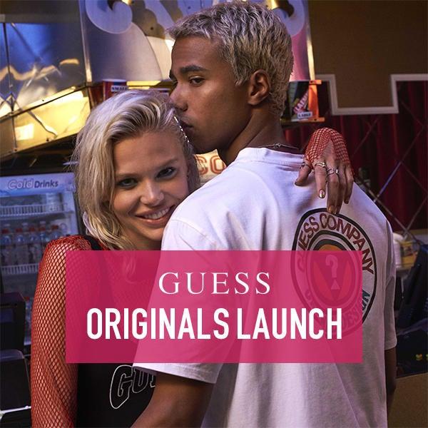 GUESS Originals Launch image