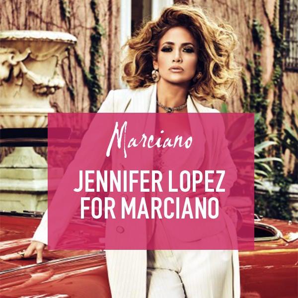 Jennifer Lopez for Marciano image