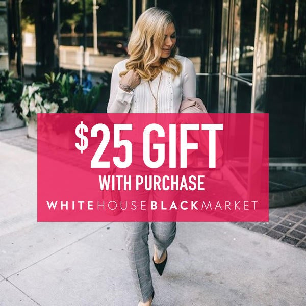 $25 Gift with Purchase image