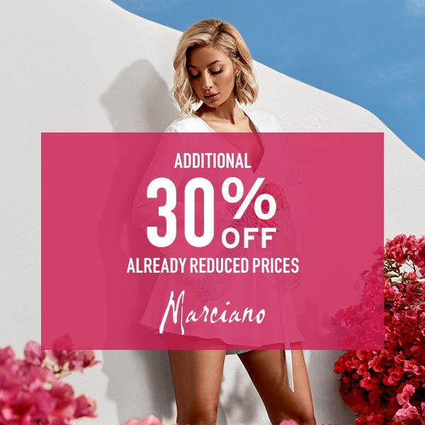 Additional 30% Off Already Reduced Prices image