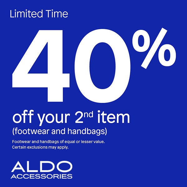 Aldo Accessories Get 40% Off your 2nd item image