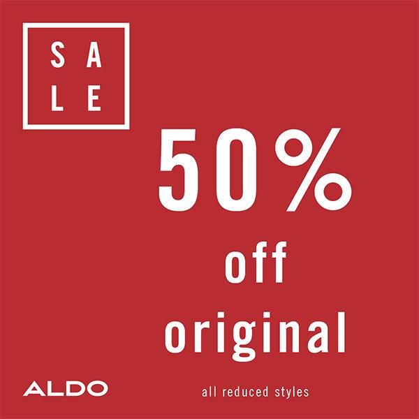Aldo End of Season Sale! image