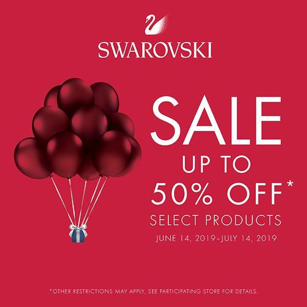 Swarovski Sale image