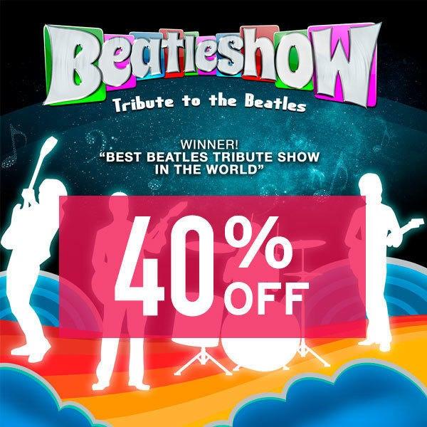 BEATLESHOW 40% Off  image