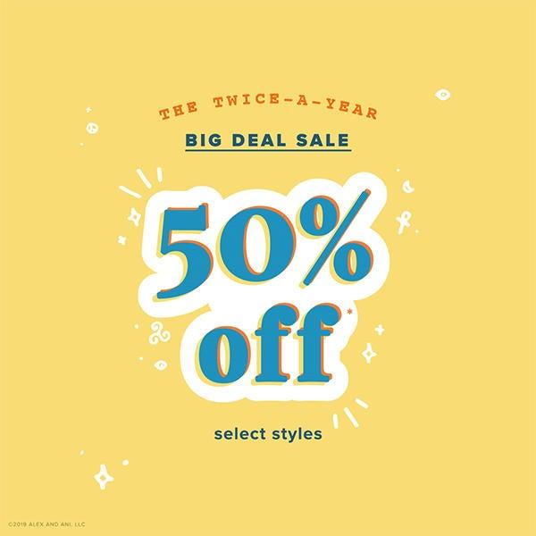 Alex and Ani Big Deal Sale image