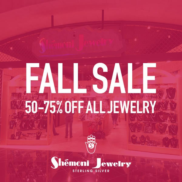 Fall Sale 50% to 75% off all Jewelry image