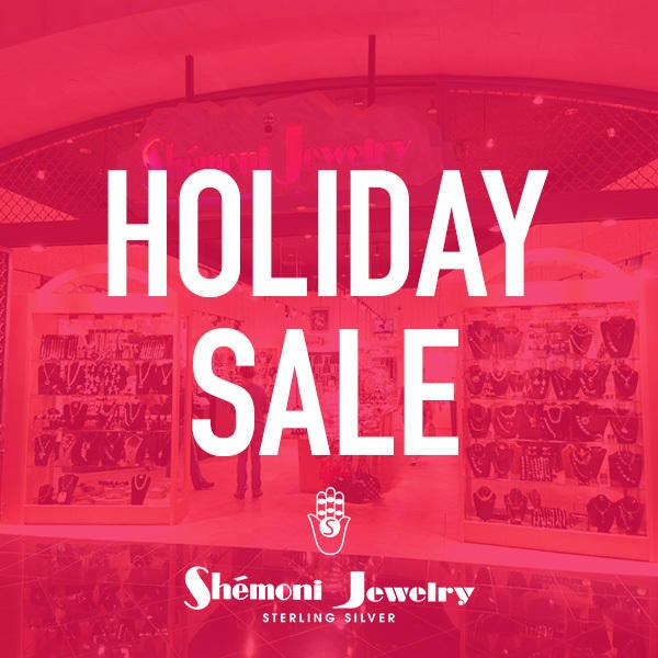 Shemoni Jewelry Sterling Silver  Holiday Sale image