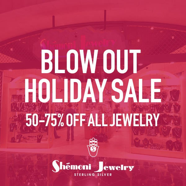 Blow Out Holiday Sale image