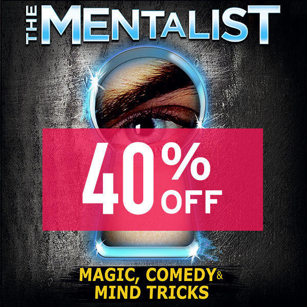 THE MENTALIST 40% Off  image