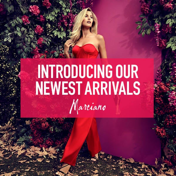 Marciano Introducing Our Newest Arrivals  image