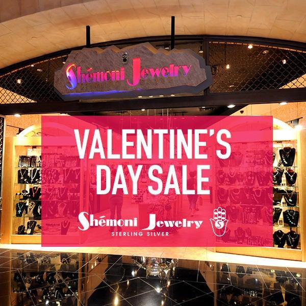 Shemoni Jewelry Sterling Silver Valentine's Day Sale image