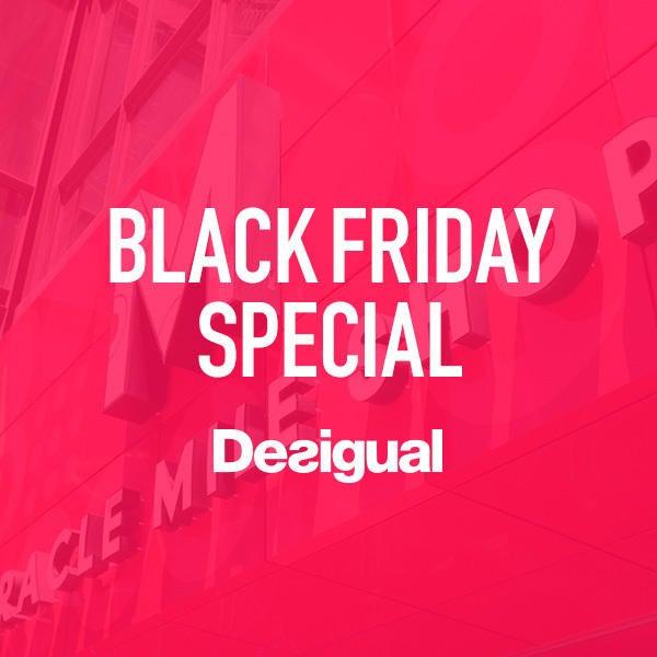 Desigual Black Friday Special  image