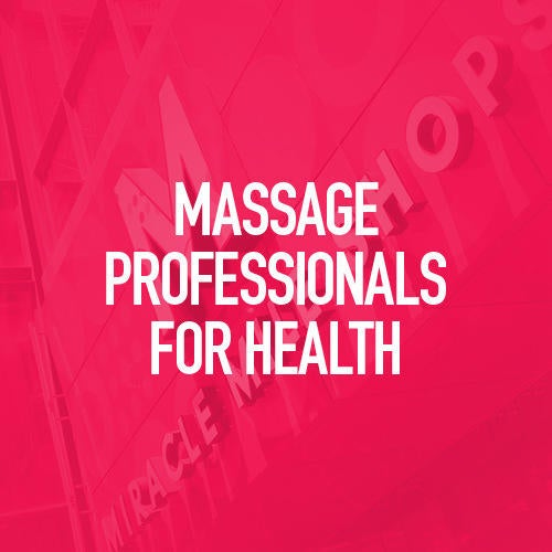 Massage Professionals for Health (North)