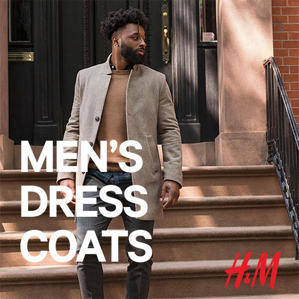 H&M Men's Dress Coats image