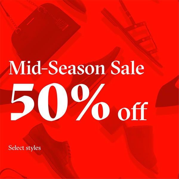 Aldo Mid-Season Sale image