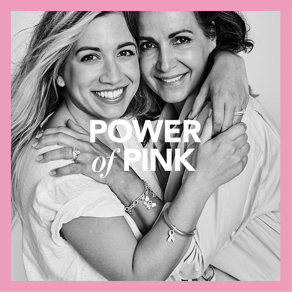 Together We Will Make A Difference Introducing our 2019 Power of Pink Bracelet image