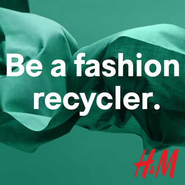 H&M - Earth Month image