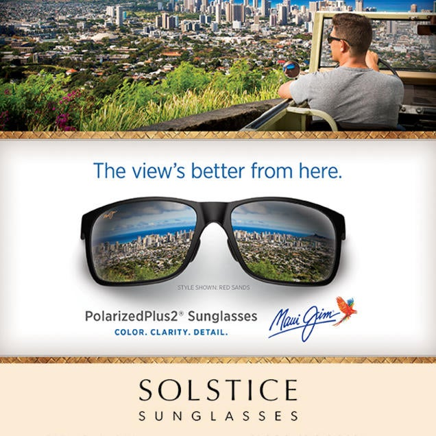 5b311a46345 Solstice Sunglass Boutique - Father s Day