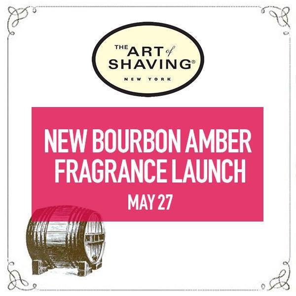 New Bourbon Amber Fragrance Launch image