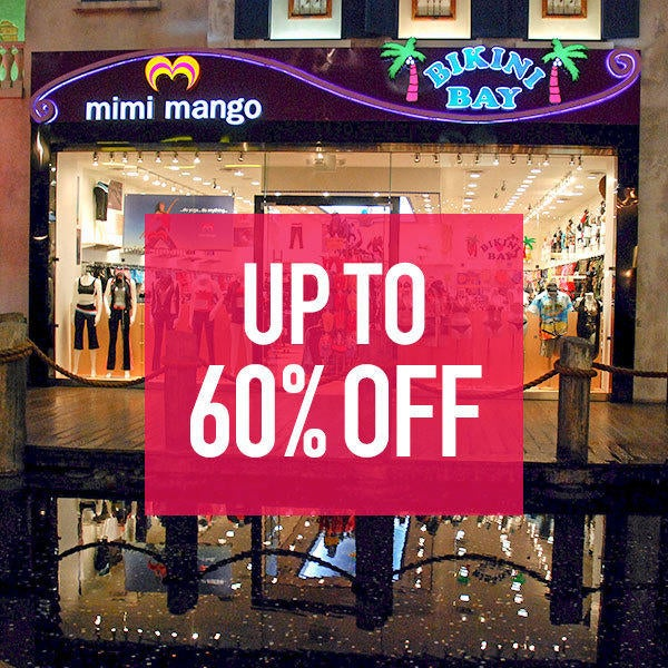 Up To 60% Off image