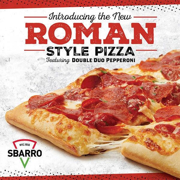 New Roman Style Pizza image