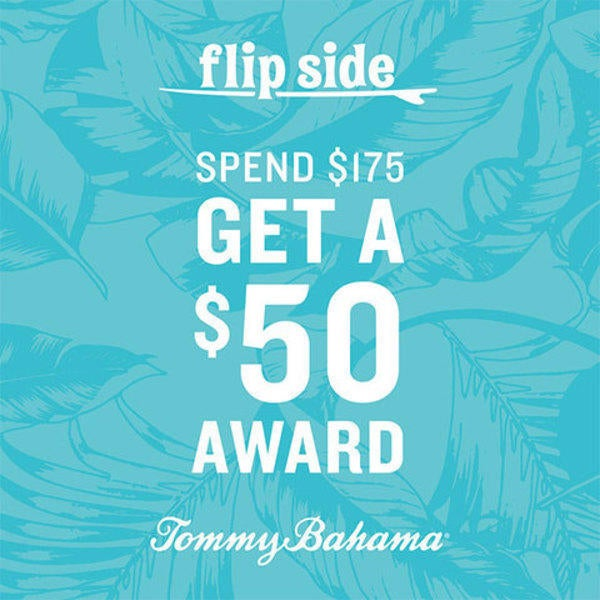 Spend $175 and get $50 Award image
