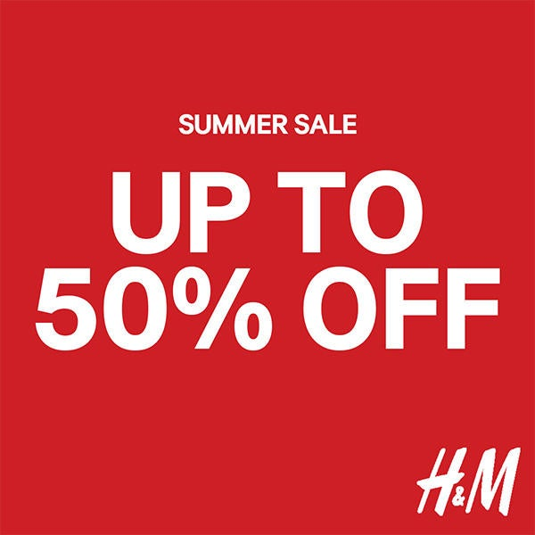 End of Summer Sale Up to 50% Off image