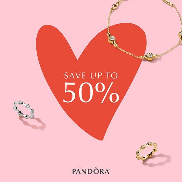 Pandora Jewelry's June Sale image