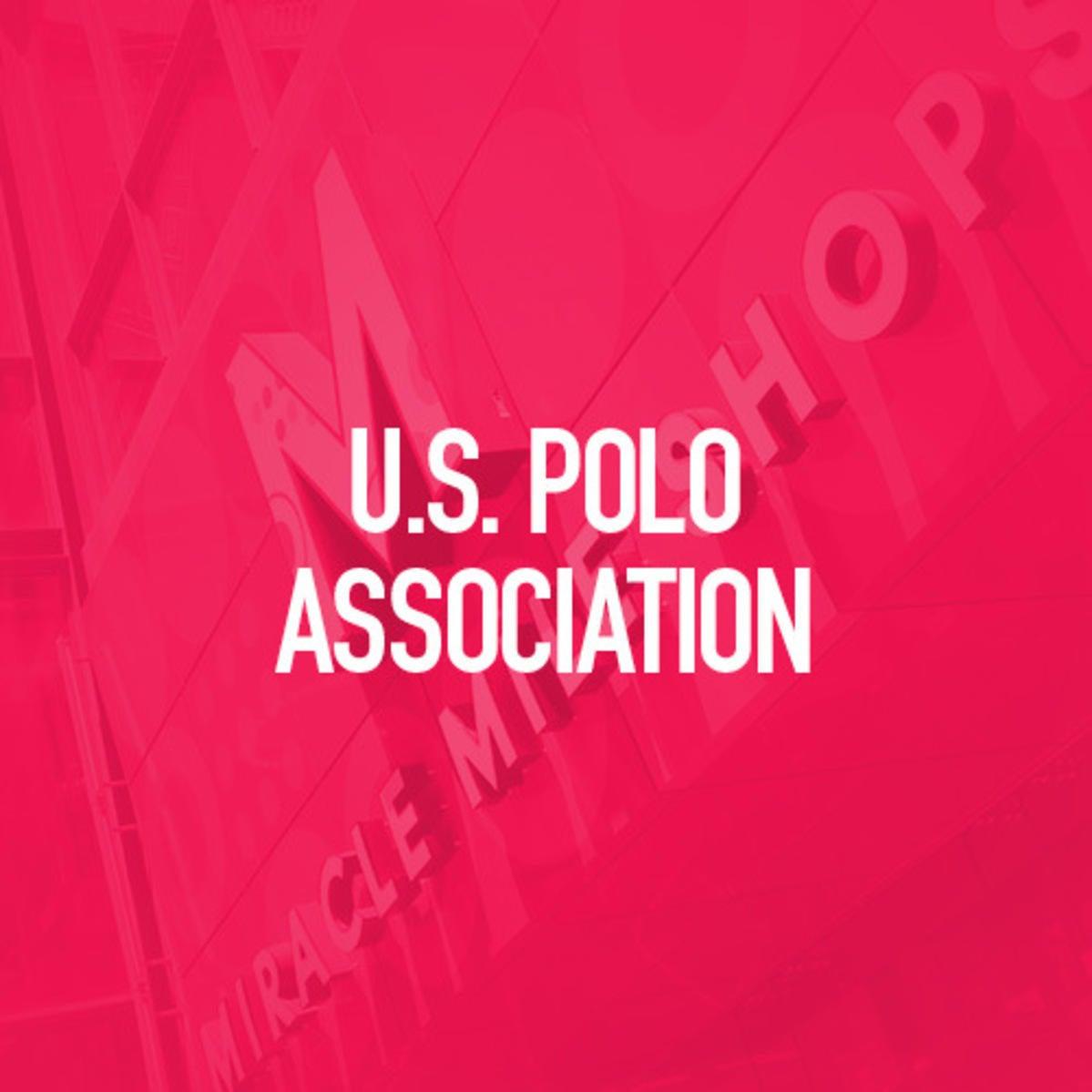 US Polo Assn Miracle Mile Shops Las Vegas - Us assn polo map