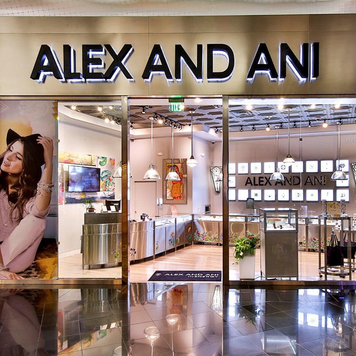 Alex And Ani Miracle Mile Shops Las Vegas