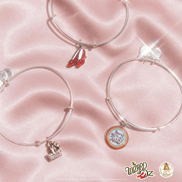NEW ALEX AND ANI Wizard of Oz charms  image