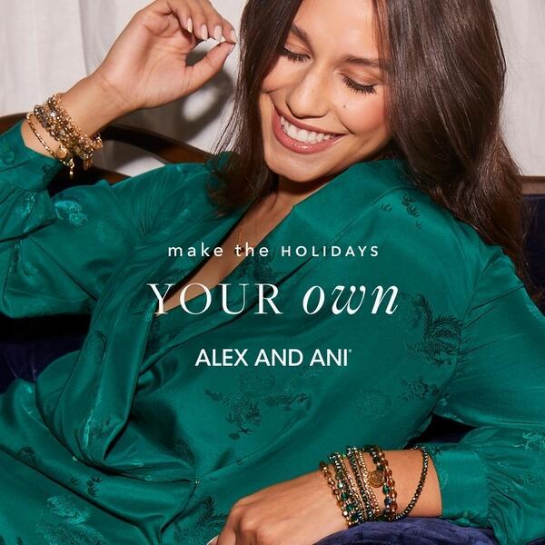 Alex and Ani Holiday 2020 image