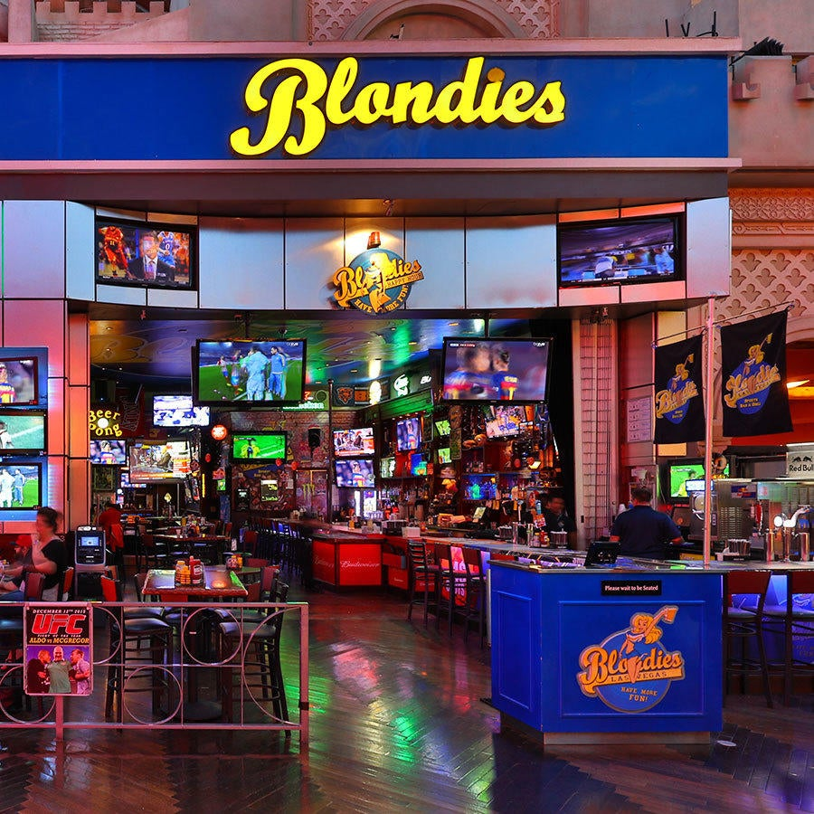 Blondies Sports Bar & Grill*