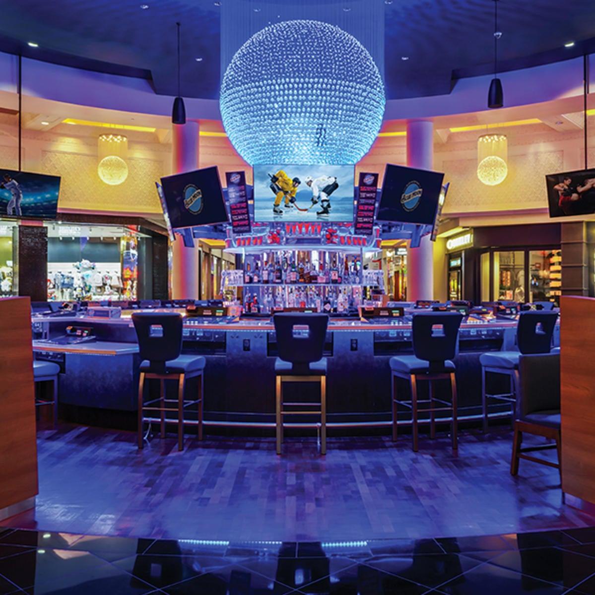 Blue Moon Bar | Miracle Mile Shops, Las Vegas