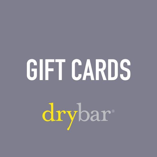 Drybar Gift Cards! image