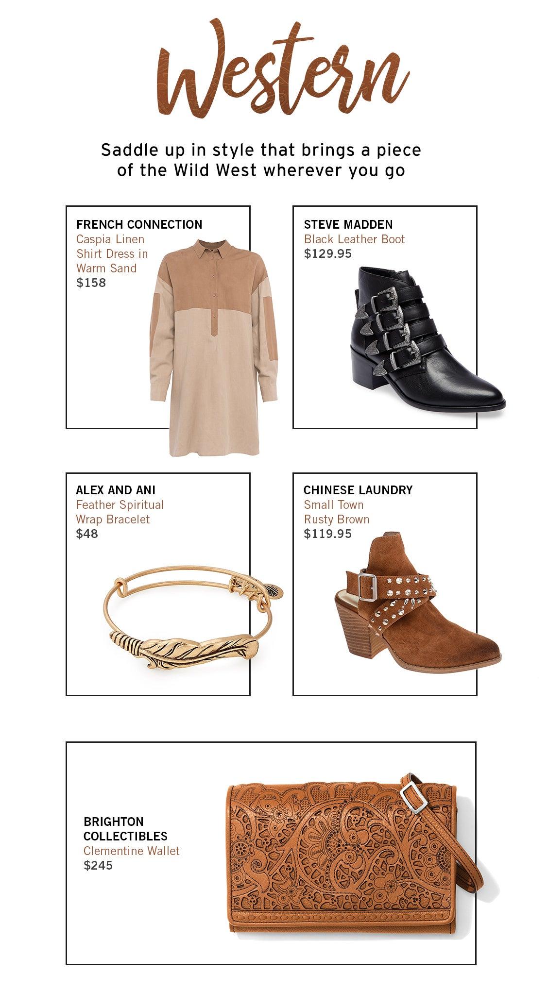 Fall Fashion Western