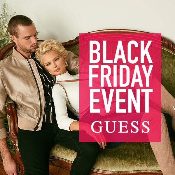 GUESS Black Friday Event image