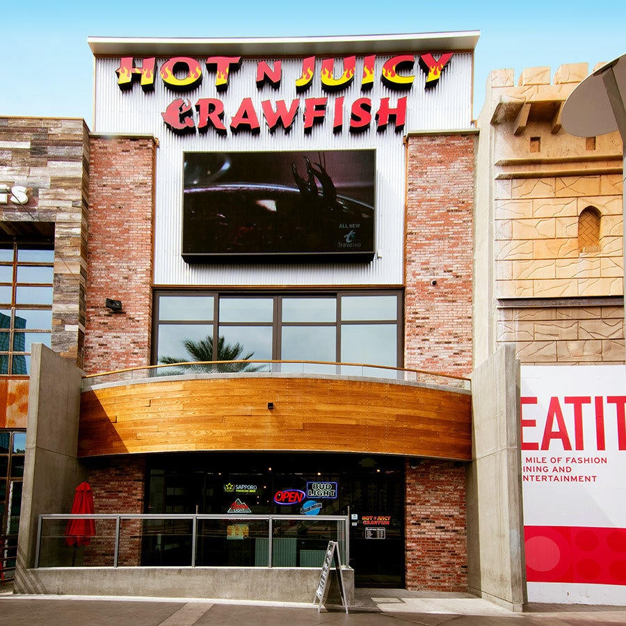 Hot N Juicy Crawfish*