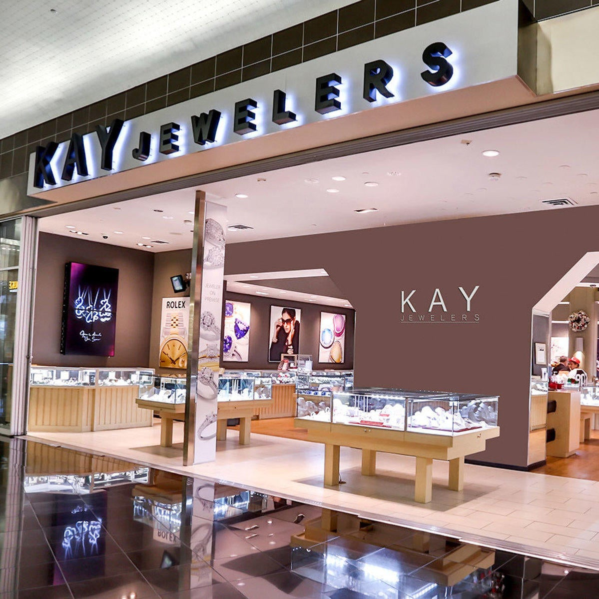 Kay Jewelers Miracle Mile Shops Las Vegas