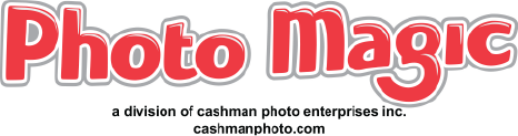 Cashman Photo Magic