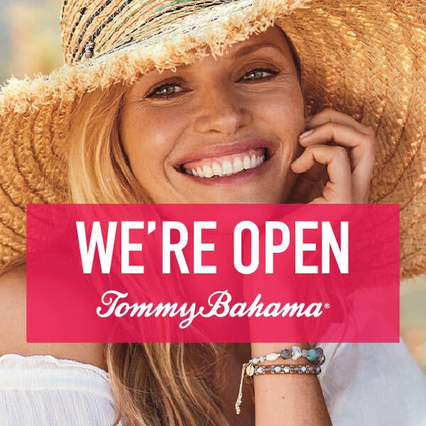 Tommy Bahama is now open image