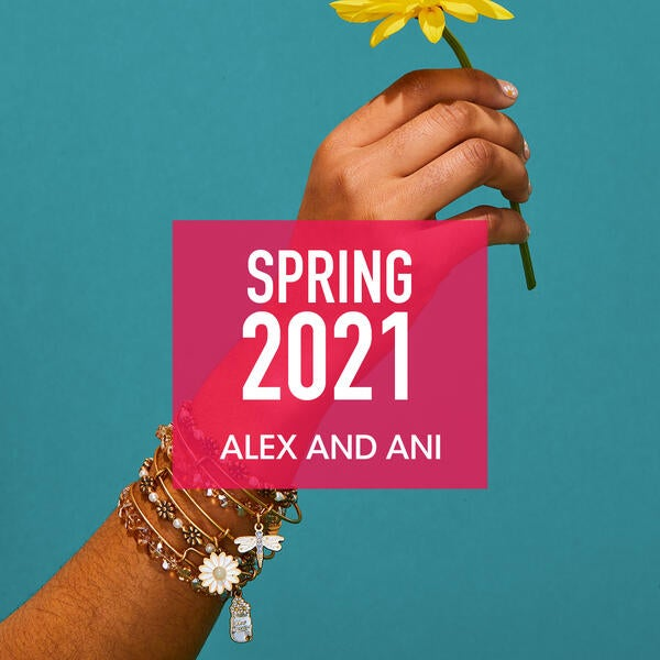 Spring 2021 at Alex and Ani image